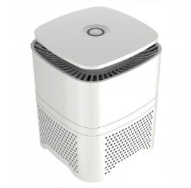 Purificateur air ioniseur compact anti-virus et pollution Platinet